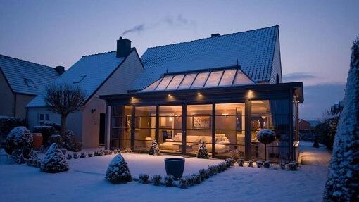 comment isoler une v randa pour ne pas avoir froid l 39 hiver. Black Bedroom Furniture Sets. Home Design Ideas